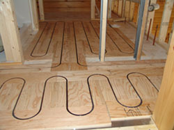 Radiant Floor Heating Repair and Installations in Chicago