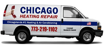 Heating and Cooling Repair Service in Chicago